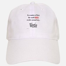 Westie World Baseball Baseball Cap