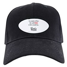 Westie World Baseball Hat