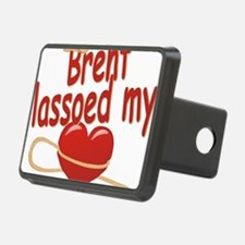 brent-b-lassoed Hitch Cover