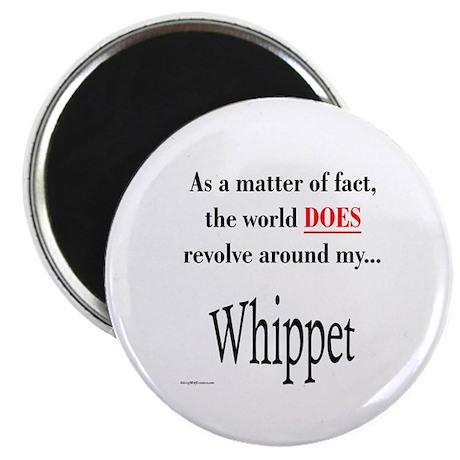 Whippet World Magnet