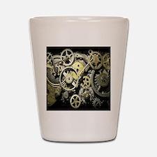GearsBLANKET Shot Glass