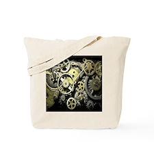 GearsBLANKET Tote Bag