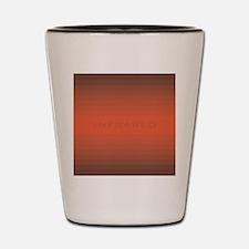 Infrared ipad Shot Glass