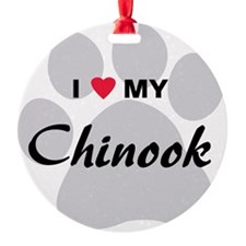chinook Ornament