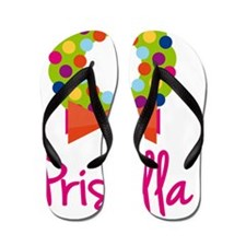 Christmas-wreath-Priscilla Flip Flops