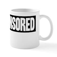 selft sponsored shirt Mug