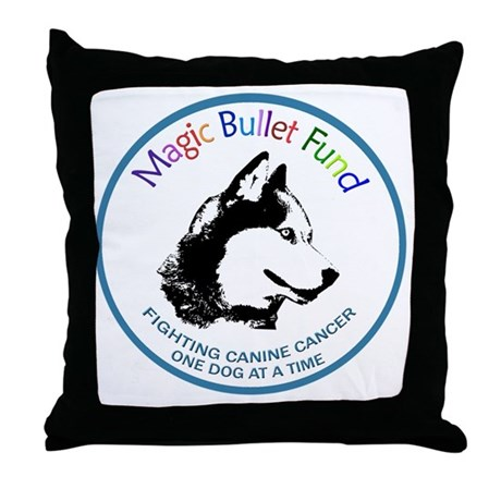 TEMPLATE MBF Throw Pillow