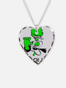 Baracklee Necklace Heart Charm