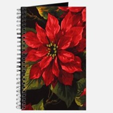 Scarlet Poinsettia Journal