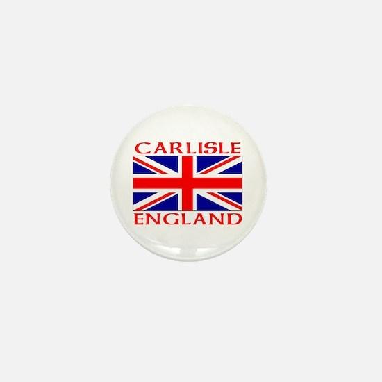 Cool Carlisle Mini Button