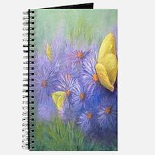 Yellow Butterflies (2) Journal