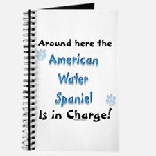 Water Spaniel Charge Journal