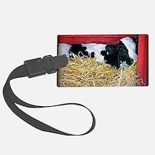 Cow Photo Luggage Tag