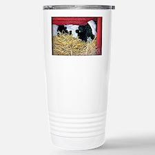 Cow Photo Travel Mug