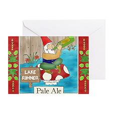 Lake Rihner Pale Ale Greeting Card
