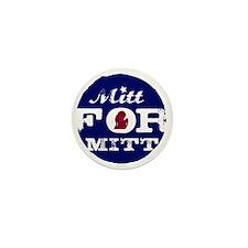 MittForMitt1 Mini Button