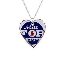 MittForMitt1 Necklace Heart Charm