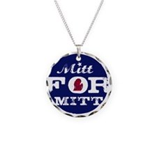 MittForMitt1 Necklace Circle Charm