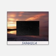Jamaica Sunset Picture Frame