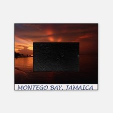 Montego Bay Sunset Picture Frame