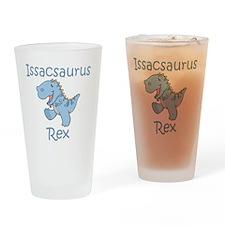 RexBoy_isaac Drinking Glass