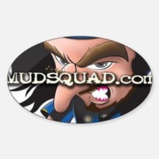 Angry Mudder Decal