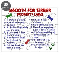 D SMOOTH FOX TERRIER PL2 Puzzle