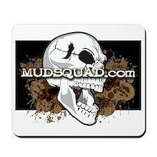 Muddy Skull Mousepad