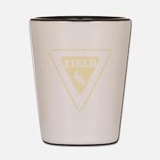 yieldkg Shot Glass