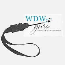 wdw_guru (2) Luggage Tag