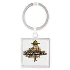 Sargent Square Keychain