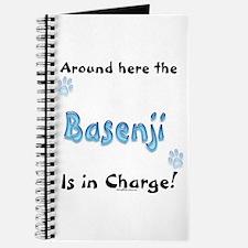Basenji Charge Journal
