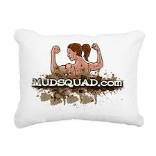 Strong Women Rectangular Canvas Pillow