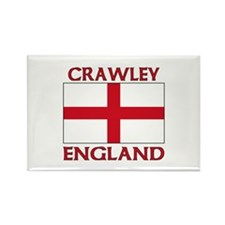 Cute Coventry england Rectangle Magnet