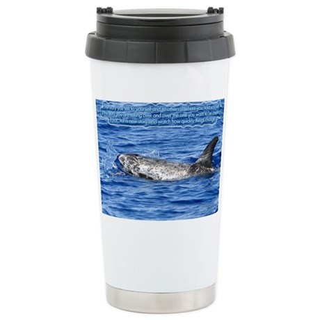 Tell a New Story Stainless Steel Travel Mug