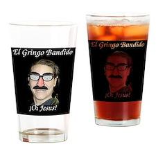 El Gringo Bandido Drinking Glass