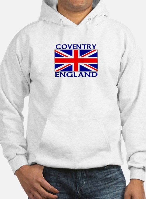 Cute Coventry england Hoodie