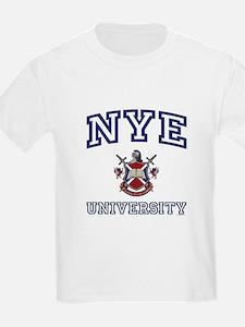 NYE University Kids T-Shirt
