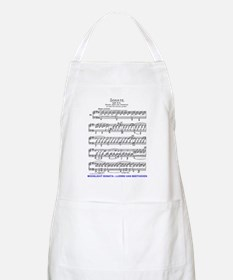 Moonlight-Sonata-Ludwig-Beethoven-iPad 2-Cas Apron