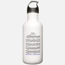 Moonlight-Sonata-Ludwi Water Bottle