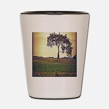 One Tree Shot Glass