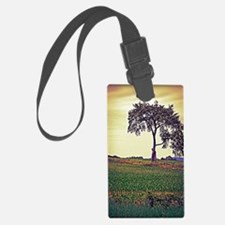 One Tree Luggage Tag
