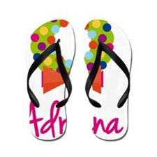 Christmas-wreath-Adriana Flip Flops