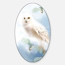 SnowyOwl Decal