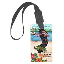 hulabt11x17 Luggage Tag