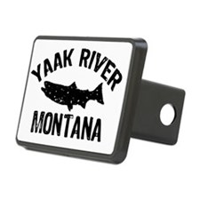 Trout Yaak River_BLACK Hitch Cover