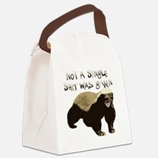 badger Canvas Lunch Bag