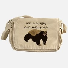 badger Messenger Bag