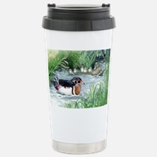 Wood Duck Stainless Steel Travel Mug