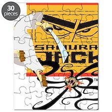 samuraijackthreeTM Puzzle